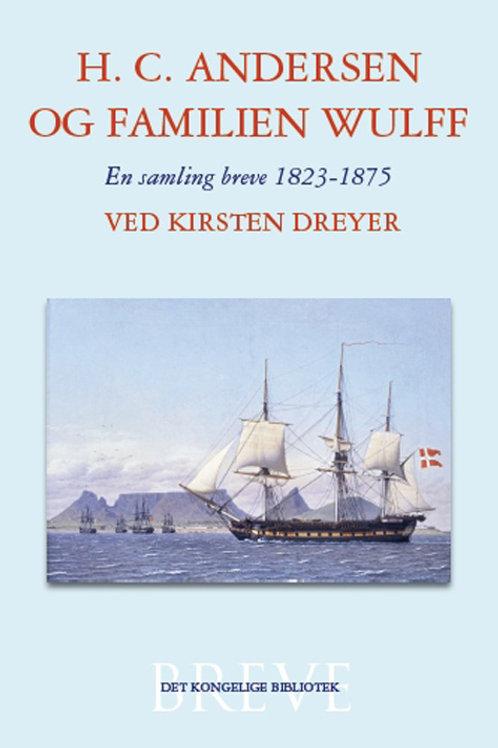 Kirsten Dreyer, H.C. Andersen og familien Wulff
