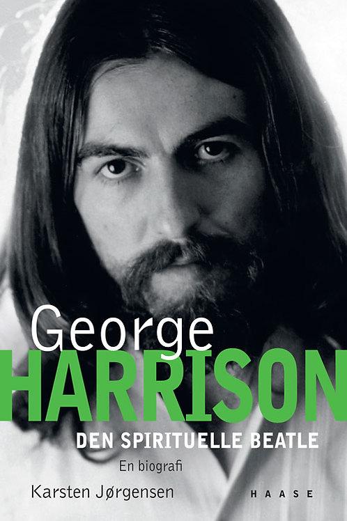 Karsten Jørgensen, George Harrison. Den spirituelle beatle