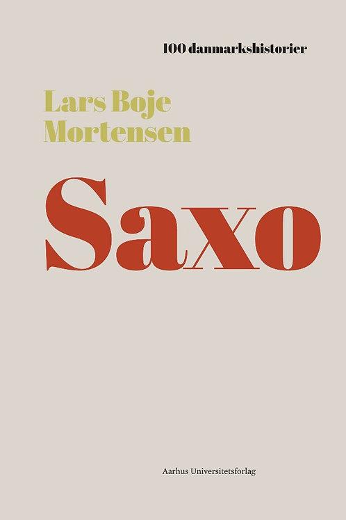 Lars Boje Mortensen, Saxo