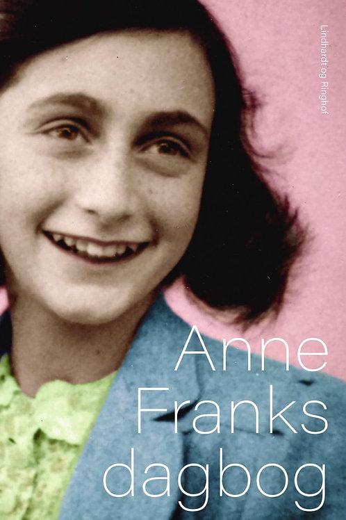 Anne Frank, Anne Franks Dagbog