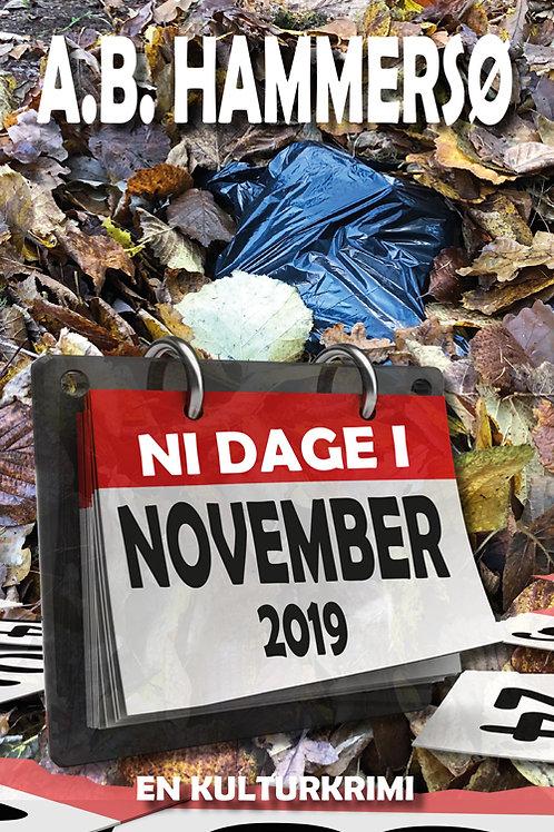 A.B. Hammersø, Ni dage i november 2019