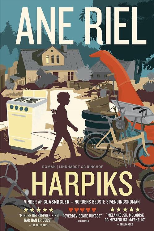 Ane Riel, Harpiks