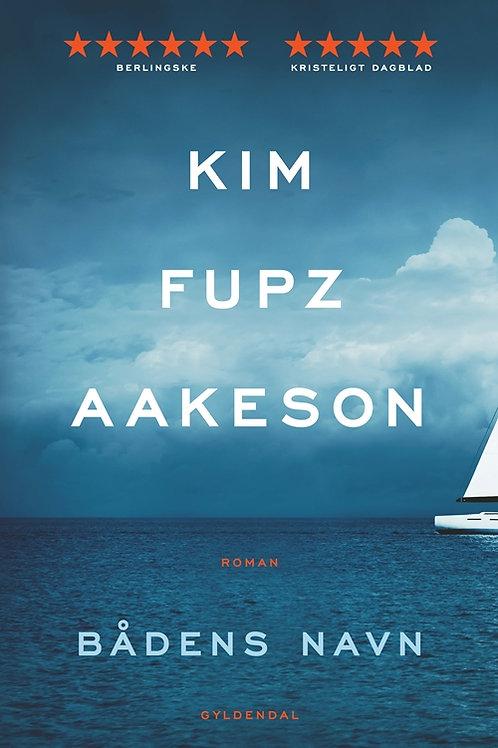 Kim Fupz Aakeson, Bådens navn