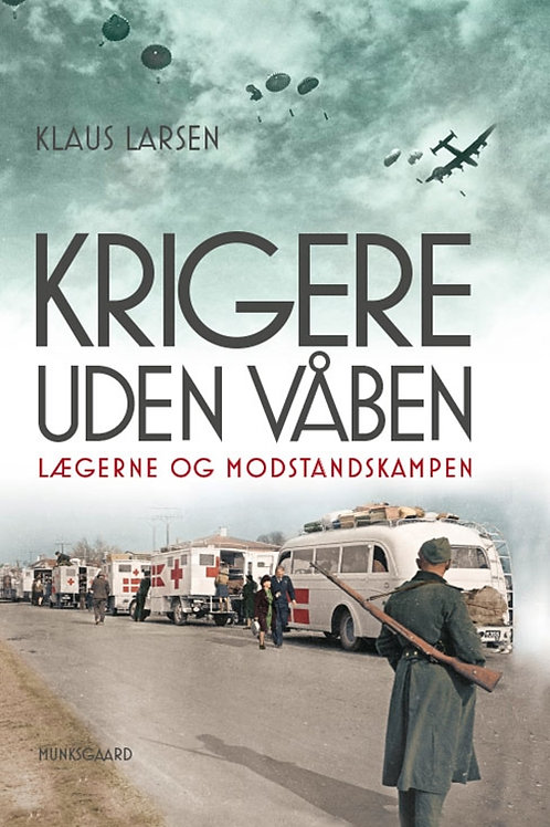 Klaus Larsen, Krigere uden våben