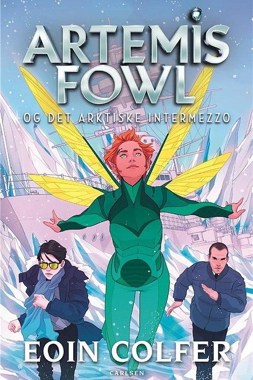 Artemis Fowl og det arktiske intermezzo, Eoin Colfer