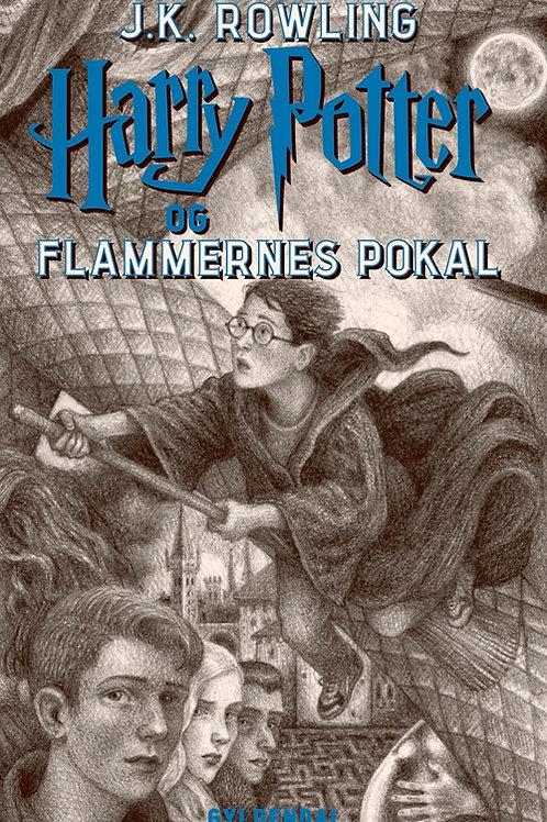 Harry Potter og Flammernes Pokal, J.K Rowling