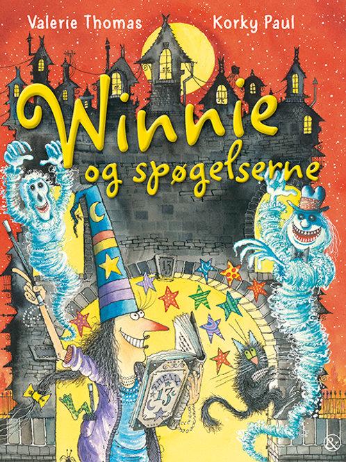 Valerie Thomas, Winnie og spøgelserne