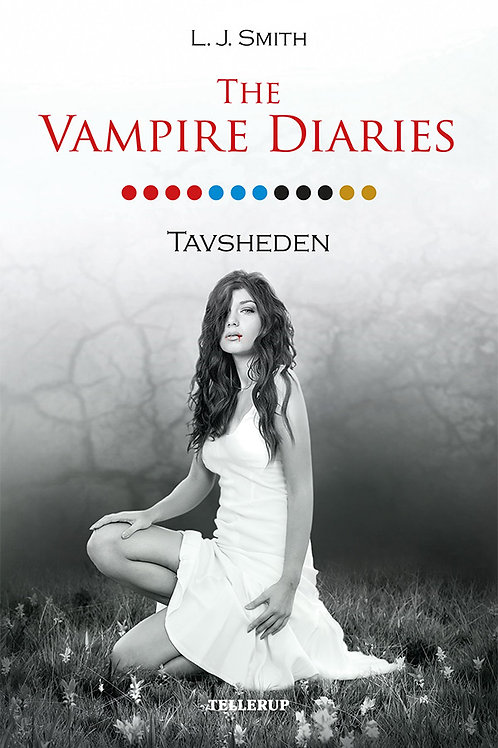 L. J. Smith, The Vampire Diaries #12: Tavsheden