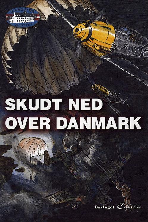 Jørgen Hartung Nielsen, Skudt ned over Danmark