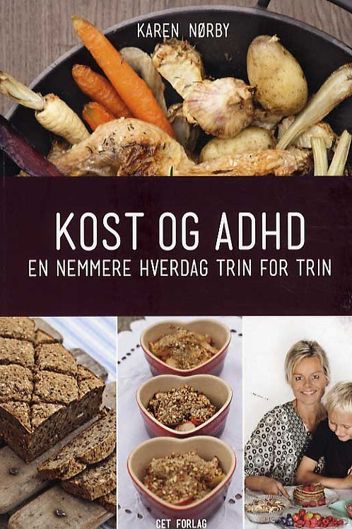 Karen Nørby, Kost og ADHD