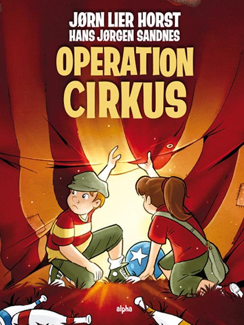 Jørn Lier Horst, Operation Cirkus