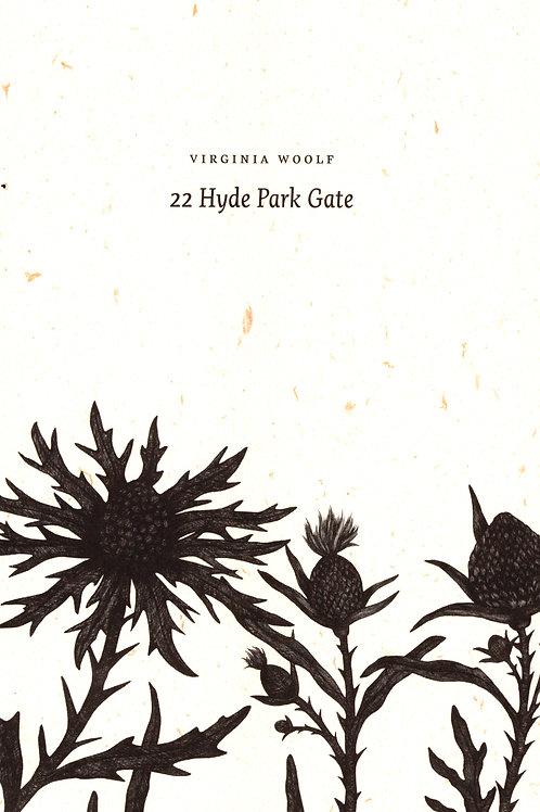 Virginia Woolf, 22 Hyde Park Gate