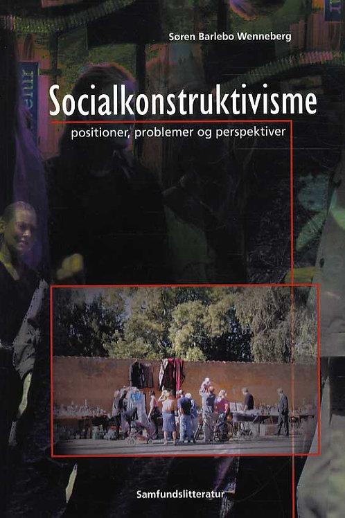Søren Barlebo Wenneberg, Socialkonstruktivisme