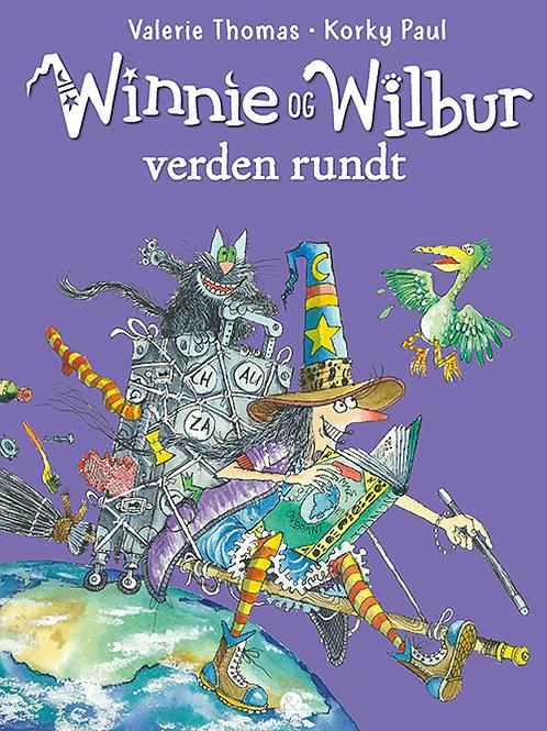 Valerie Thomas, Winnie og Wilbur verden rundt