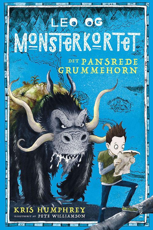 Kris Humphrey, Leo og monsterkortet 1: Det pansrede grummehorn