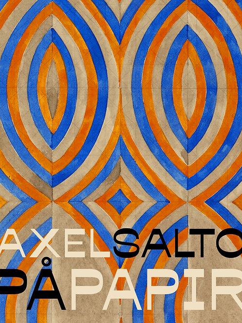 Aksel Salto - På papir, Lars Dybdahl