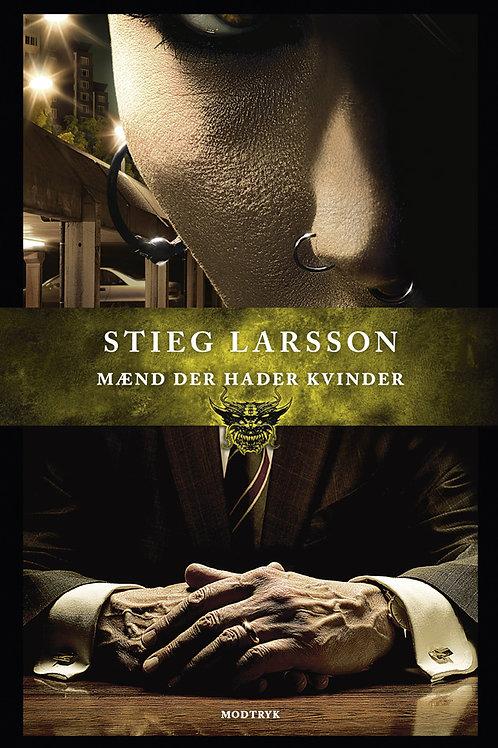 Stieg Larsson, Mænd der hader kvinder