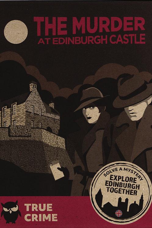 The murder at Edinburgh Castle