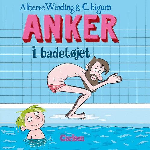 Alberte Winding, Anker (6) - Anker i badetøjet