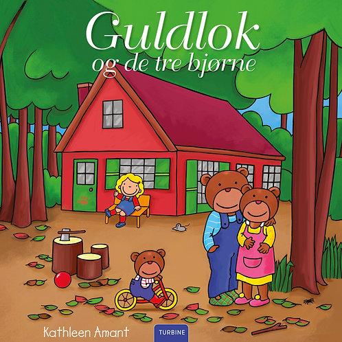 Kathleen Amant, Guldlok og de tre bjørne