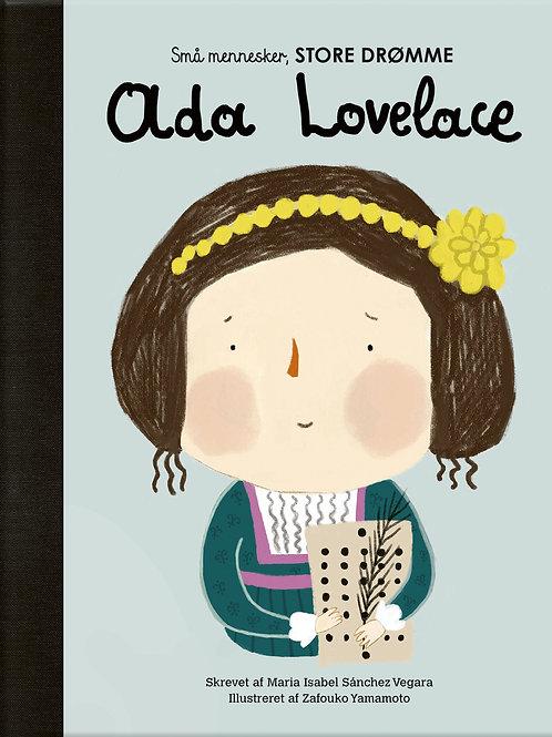 Ada Lovelace, Maria Isabel Sanchez Vegara