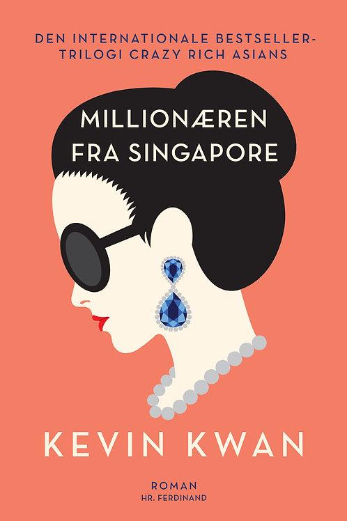 Kevin Kwan, Millionæren fra Singapore