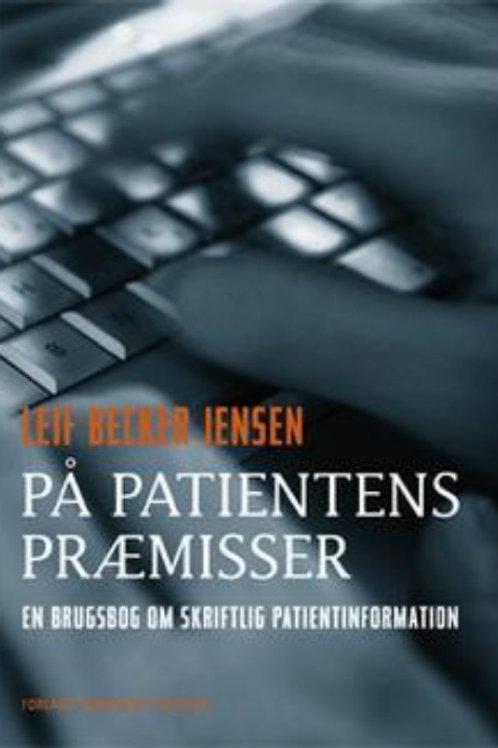 Leif Becker Jensen, På patientens præmisser