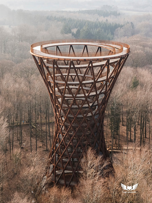 Kristoffer Lindhardt Weiss, The Forest Tower