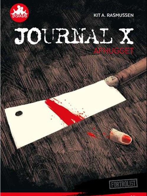 Kit A. Rasmussen, Journal X, Afhugget, Rød Læseklub