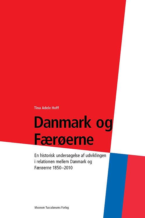Tina Adele Hoff, Danmark og Færøerne