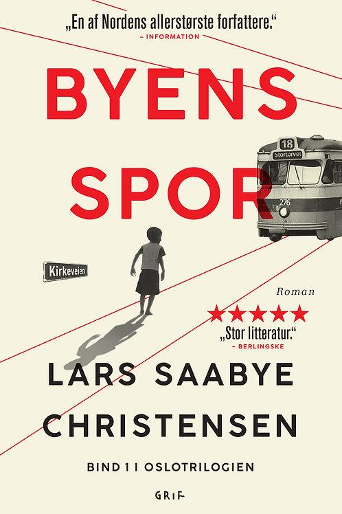 Lars Saabye Christensen, Byens spor 1 PB