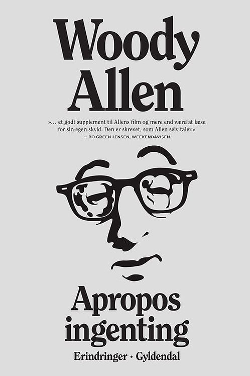 Woody Allen, Apropos ingenting