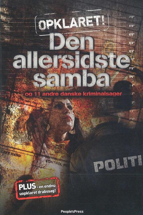 Lars Vestergaard, Den allersidste samba (2)
