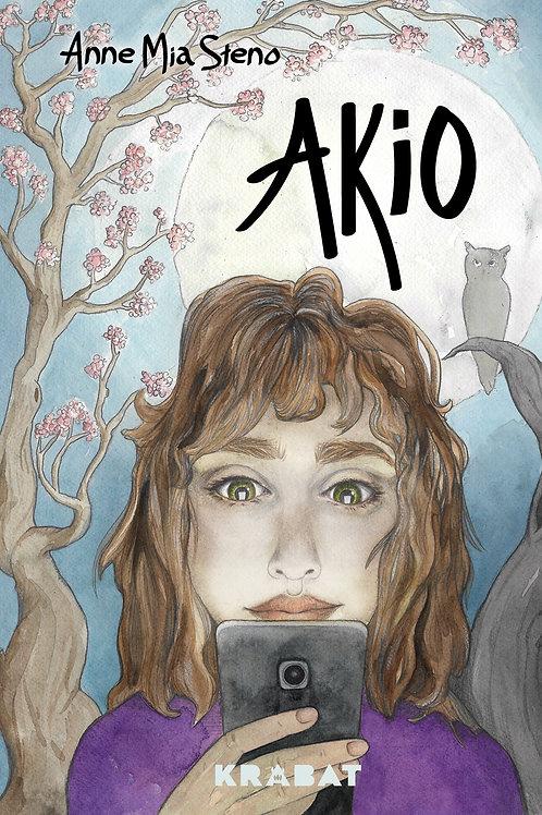 Anne Mia Steno, Akio