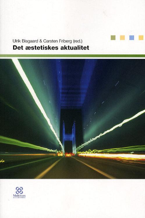 Ulrik Bisgaard, Det æstetiskes aktualitet