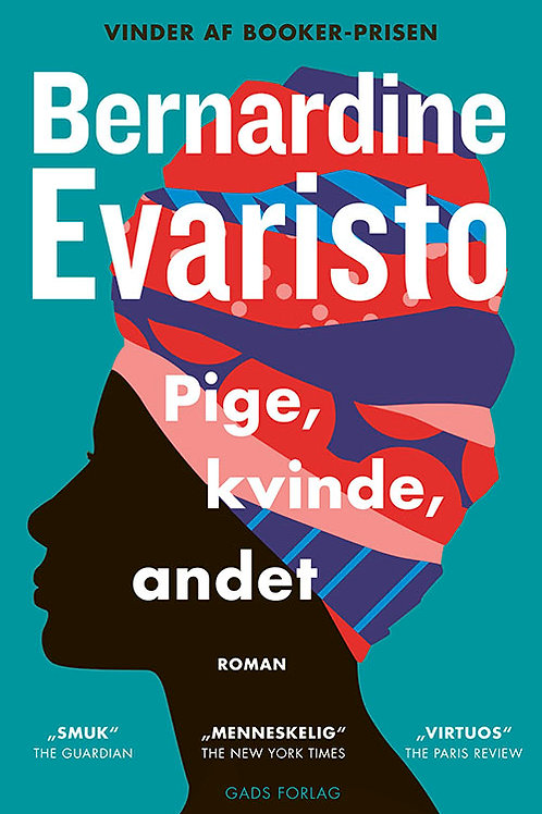 Bernardine Evaristo, Pige, kvinde, andet