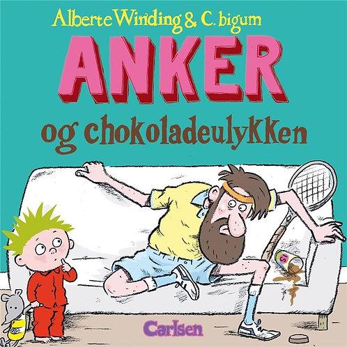 Alberte Winding, Anker (4) - Anker og chokoladeulykken