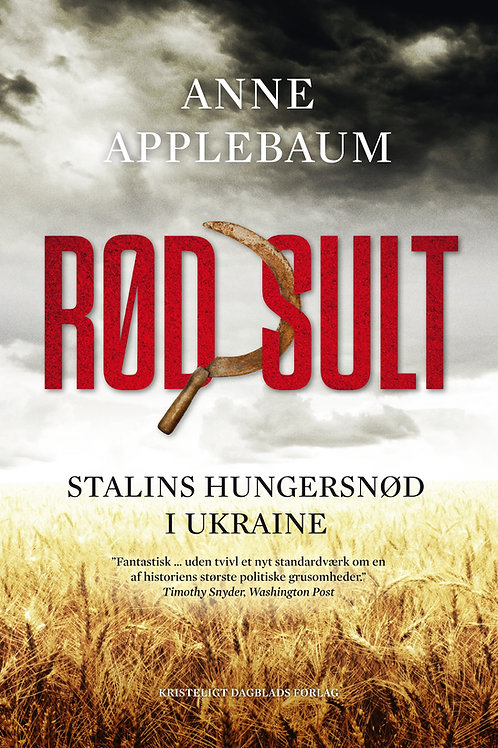 Anne Applebaum, Rød sult
