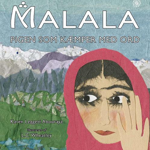 Karen Leggett Abouraya, Malala - pigen som kæmper med ord