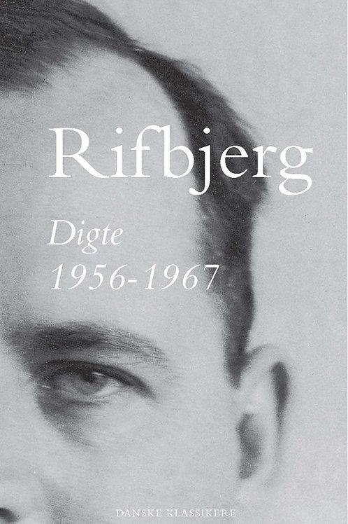 Klaus Rifbjerg, Digte 1956-1967