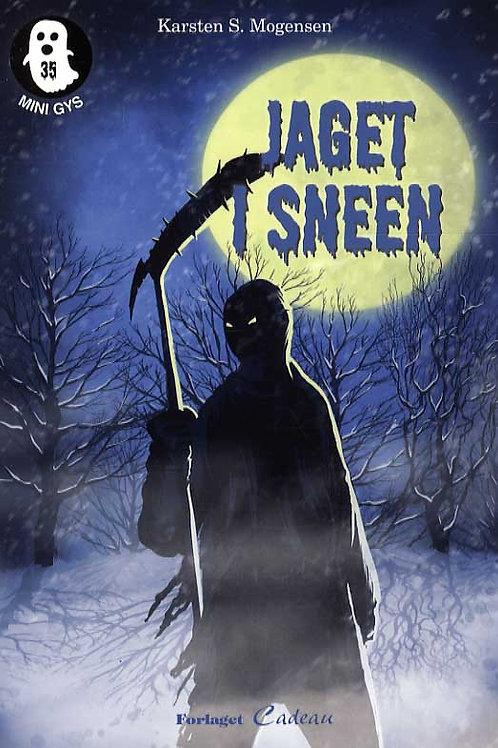 Karsten S. Mogensen, Jaget i sneen