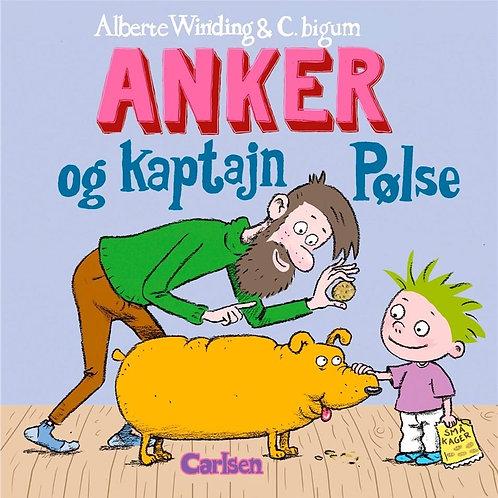 Alberte Winding, Anker (7) - Anker og Kaptajn Pølse