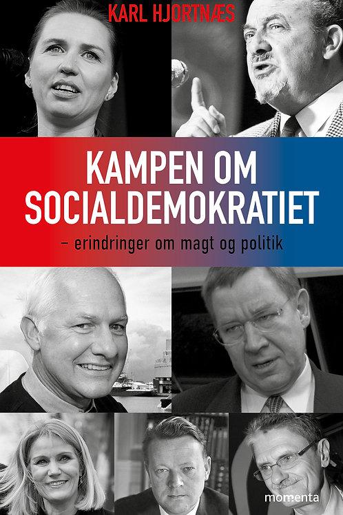 Kart Hjortnæs, Kampen om socialdemokratiet