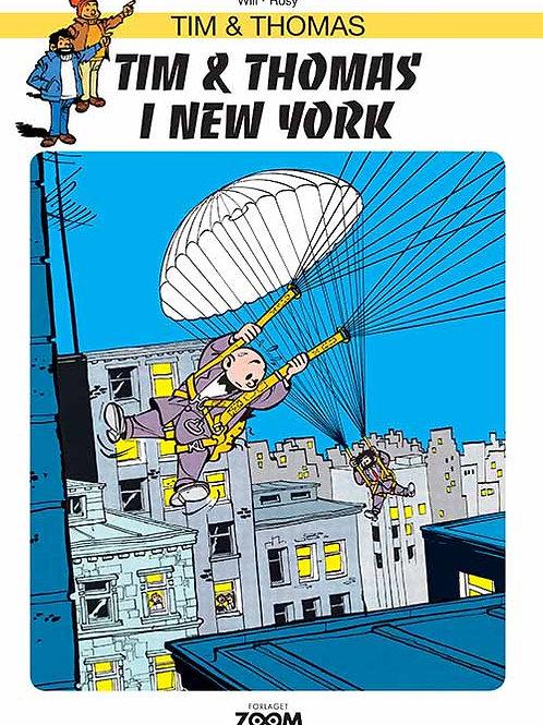 Will, Tim & Thomas: Tim & Thomas i New York