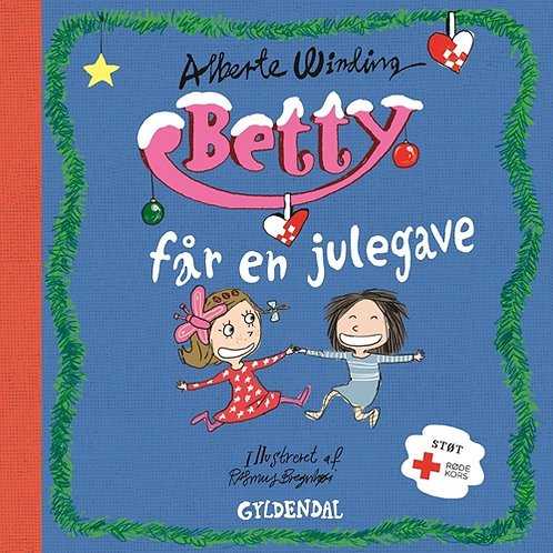 Alberte Winding;Rasmus Bregnhøi, Betty 9 - Betty får en julegave