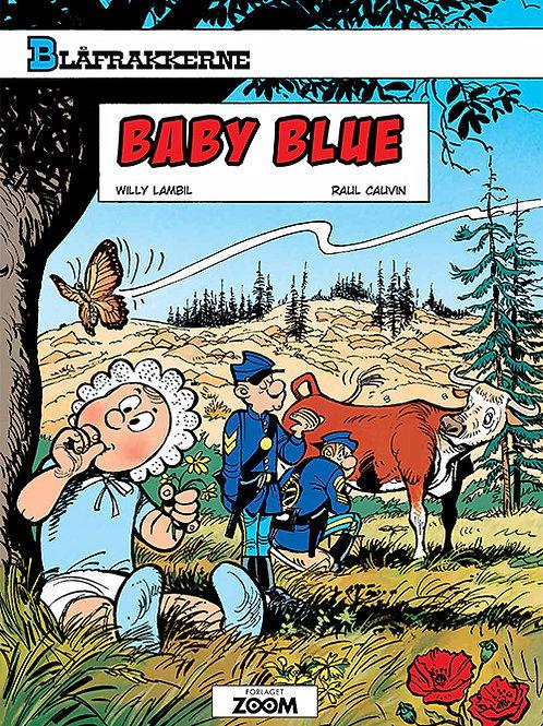 Lambil, Raoul Cauvin, Blåfrakkerne: Baby Blue