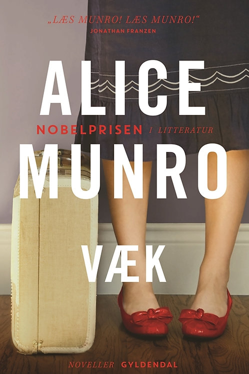 Alice Munro, Væk