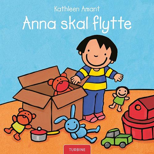 Kathleen Amant, Anna skal flytte