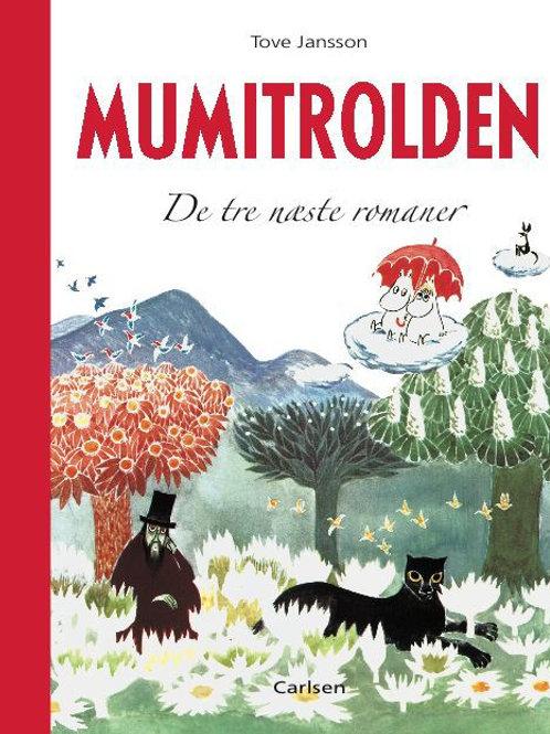 Tove Jansson, Mumitrolden - De tre næste romaner