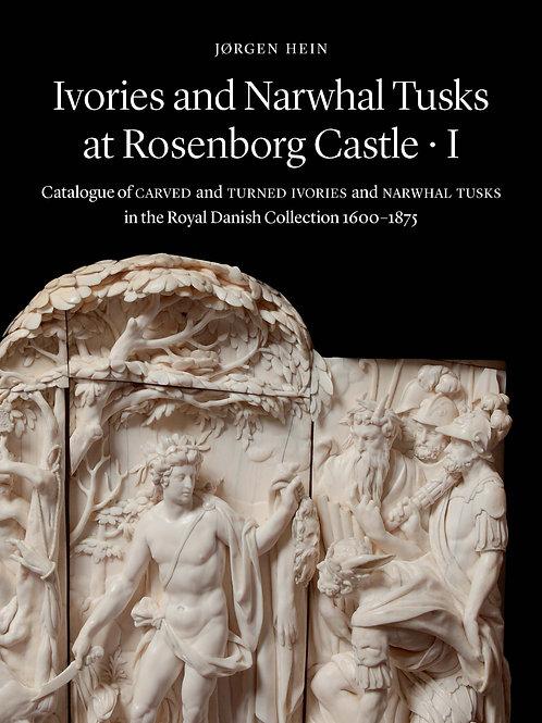 Jørgen Hein, Ivories and Narwhal Tusks at Rosenborg Castle - 2 bind i kassette